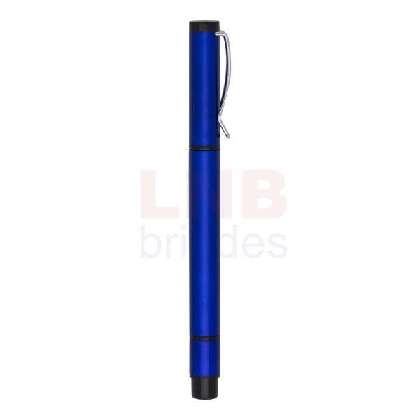 m3000-AZU-Caneta-Plastica-Marca-Texto-409-LNB-CANETAS-CANETA-BRINDE-BRINDES-PROMOCIONAL