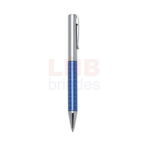 ER201B-AZU-Caneta-Metal-1504-LNB-CANETAS-CANETA-BRINDE-BRINDES-PROMOCIONAL